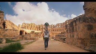 اكتشف قصر الجم في تونس مع خرائط Google Explore the Amphitheatre of El Djem in Tunisia on Google Maps.