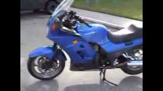 7. new ride  2001 concours 1000cc sport touring