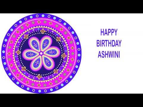 Video Ashwini   Indian Designs - Happy Birthday download in MP3, 3GP, MP4, WEBM, AVI, FLV January 2017