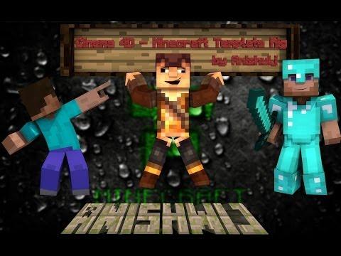 Cinema 4d – Minecraft Rig
