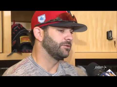 Video: Mitch Moreland On Red Sox:
