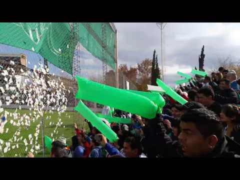 Desamparados vs Huracán Las Heras -Recibimiento - La Guardia Puyutana - Sportivo Desamparados