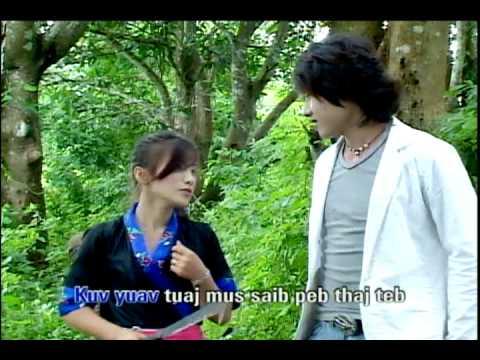 ntxhais toj siab - mai see yang (видео)