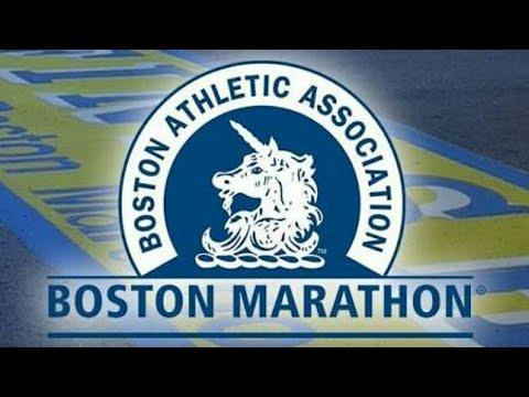Boston Marathon 2018 Live (Chegada)