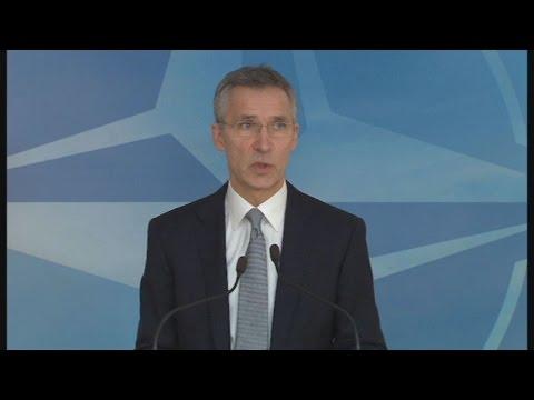 Δηλώσεις  Γραμματέα του ΝΑΤΟ για την προσφυγική κρίση