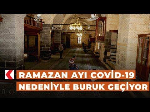 Ramazan ayı Covid-19 nedeniyle buruk geçiyor
