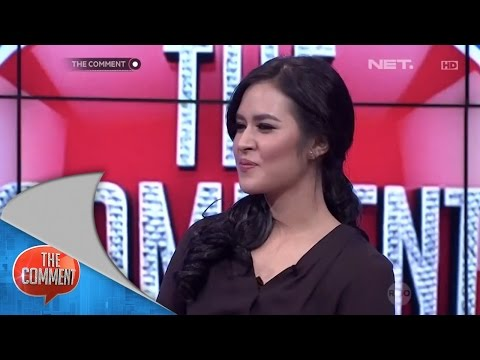 Akhirnya Raisa Andriana ke The Comment NET