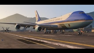 Download mod here : https://ro.gta5-mods.com/vehicles/air-force-one-boeing-vc-25a