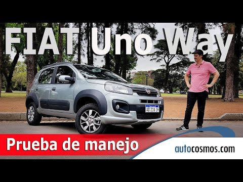 Test FIAT Uno Way