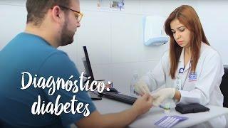 Diagnóstico: diabetes