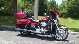 8. Used 2011 Harley Davidson Electra Glide Ultra Limited Motorcycles for sale