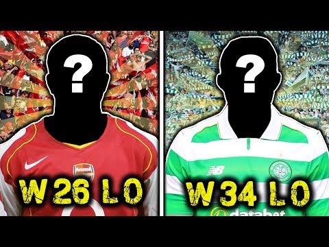 Video: Undefeated Footballers XI | Henry, Buffon & Pirlo!
