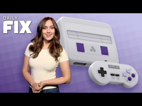 Nintendo's SNES Classic Has Some Serious Competition - IGN Daily Fix