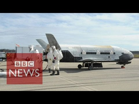 Top Secret - A unmanned US plane on a top-secret, two-year mission to space has returned to Earth and landed in California. The aircraft, resembling a miniature space shuttle and known as the Orbital Test...