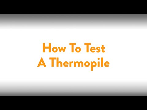 Fireplace How To: Testing A Thermopile