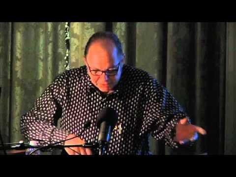 Mit Paul Celan ins 21. Jahrhundert: Pierre Joris | | Woodberry Poesiezimmer