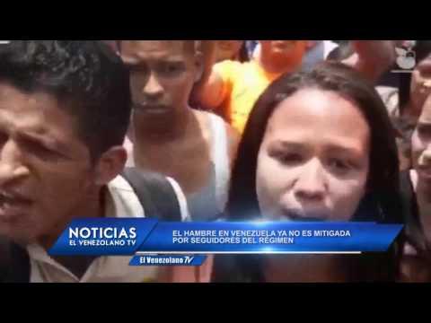 Emisión Estelar de Noticias El Venezolano TV con @marciasusanatv y @EVillalobosTV 21-04-2017 Seg. 02