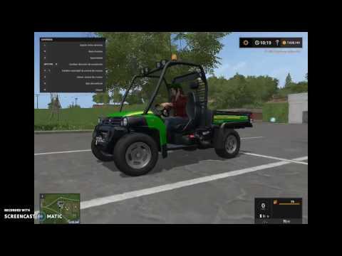 John Deere HPX-Gator v1.0