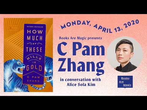 C Pam Zhang & Alice Sola Kim | Books are Magic