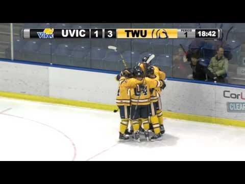 MHKY: HIghlights - TWU vs. Victoria - Jan. 22, 2016
