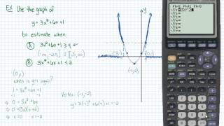 Intermediate Algebra - Quadratic Inequalities (Part B)