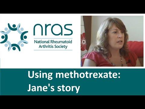 Using Methotrexate - Jane's story (Medac Films 2001)
