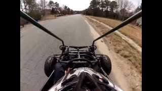 7. hammerhead go kart 2006 ninja 636 engine