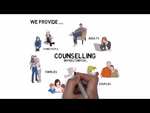 Counselling in Preston