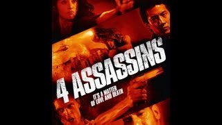 Nonton 4 Assassins Official Trailer  2012  Film Subtitle Indonesia Streaming Movie Download