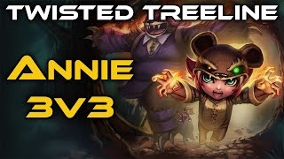 Switching it up a little with a Twisted Treeline game! Links to Runes & Masteries + Social Media: Runes: http://bit.ly/1F7tzVV Masteries: http://bit.ly/1cEYp...