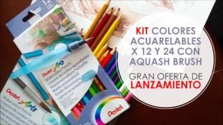 Pentel Arts Color - Colombia