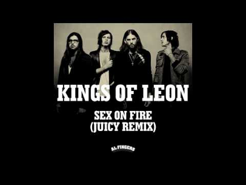 Kings Of Leon/Notorious BIG - Sex On Fire (Juicy Remix)