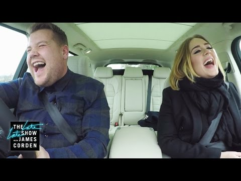 Adele Carpool Karaoke: Sneak Peek!