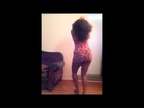 Big Booty African Girl ''Don't Tell Anyone'' Lamaj ft Joey B & Mo Qid