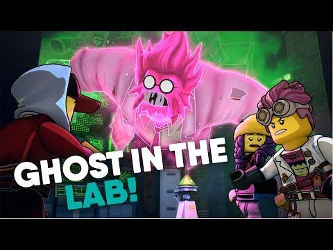 Good Chemistry – LEGO Hidden Side Episode 8