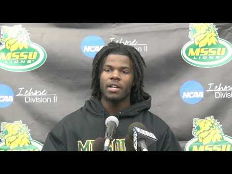 Demond Horsley Press Conference Week 4