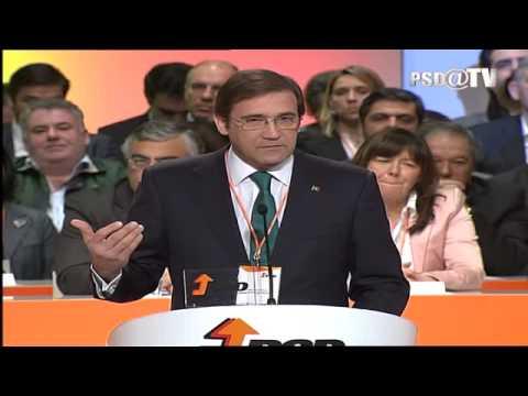 XXXV Congresso PSD - Discurso de encerramento de Pedro Passos Coelho