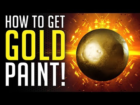 Anthem | How To Get Gold Paint! Champion Of Tarsis, Levelling Guide & More!