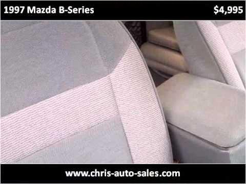 1997 Mazda B-Series Used Cars Roanoke AL