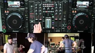 AN21 & Max Vangeli - Live @ DJsounds Show 2011 (Part 3)