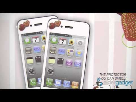 CES 2012 Video: OnGuard Scented iPhone Perfume Protector