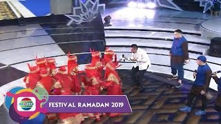 Video Asiiikk!! Tukul Bagi-bagi THR ke Al Hikmah Junior   Festival Ramadan 2019 MP3, 3GP, MP4, WEBM, AVI, FLV Mei 2019