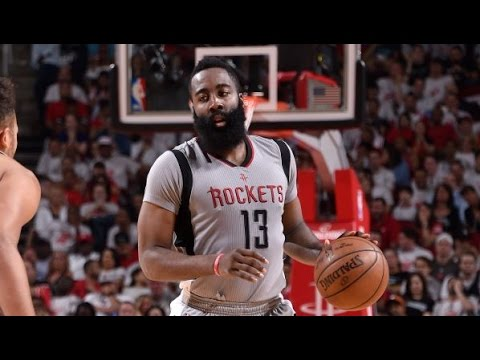 James Harden's 28/5/12 Helps Rally Rockets to Game 4 Victory
