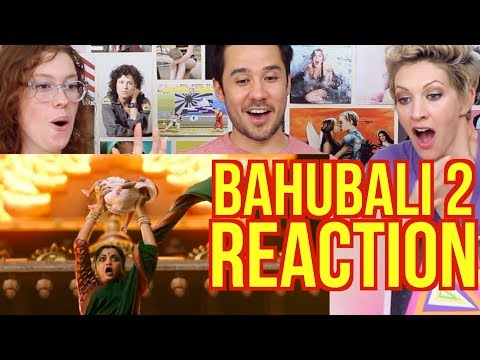 Video BAHUBALI 2 - The Conclusion - Trailer - Tollywood REACTION download in MP3, 3GP, MP4, WEBM, AVI, FLV January 2017