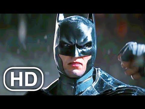 Batman Vs Black Mask Assassins Fight Scene Cinematic - Batman Arkham Origins