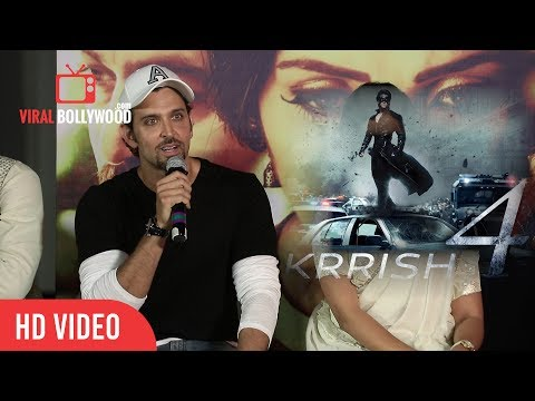 Hrithik Roshan Talk About Krrish 4 Preparation | Which Actress Finalize For Krrish 4 ??