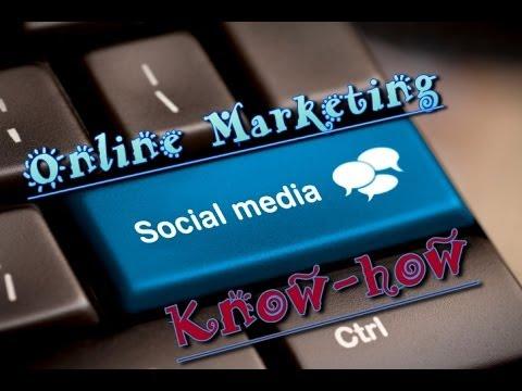 Social Media Online Marketing | Online Social Media Marketing Know-How