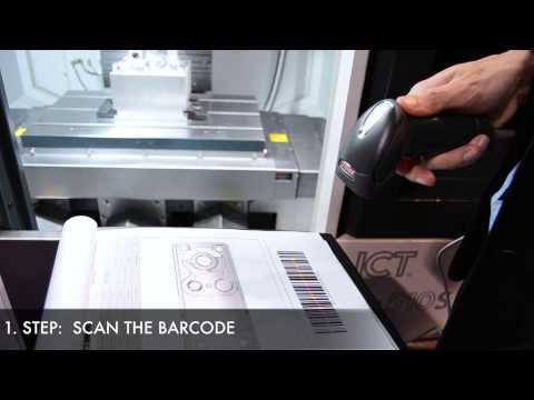 Приложение для сканирования штрих-кодов для NCT201