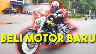 Video BELI MOTOR BARU BUAT RIDING! Ft Raffi Ahmad & Dyland Pros MP3, 3GP, MP4, WEBM, AVI, FLV April 2019