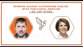 Best Selling Author Amy Myers M.D. discusses treating autoimmune disorders including Hashimoto's